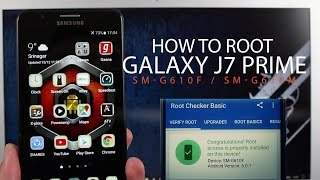 [How To] Root Galaxy J7 Prime SM-G610F / SM-G610M   v6.0.1   Samsung   Install CMW