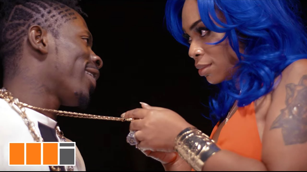 Shatta Wale - Baby (Chop Kiss) [Official Video] - YouTube