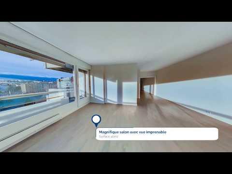 Magnifique appartement de 6 pièces (164m2) à Champel - Genève