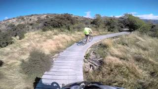 A2O, section 3, Twizel to Ohau, Alps 2 Ocean mountain bike trail, NZ