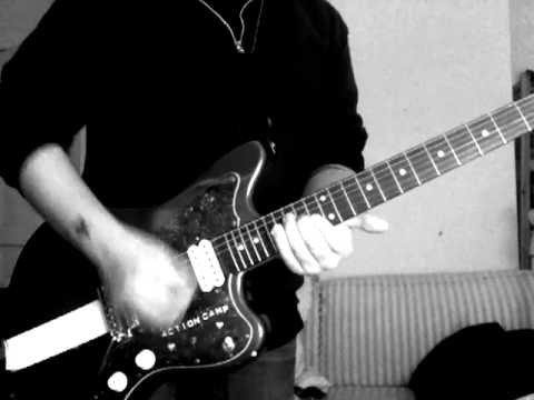 Dead Kennedys - Holiday in Cambodia (guitar cover)