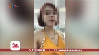 Cách ly cô gái khai báo không trung thực khi nhập cảnh | VTV24
