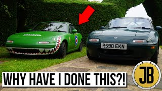 I Bought the Cheapest *SUPERCHARGED* MX-5 in the Country!
