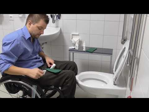 iq cath 26 hydrophiler einmalkatheter mit urin auffan doovi. Black Bedroom Furniture Sets. Home Design Ideas
