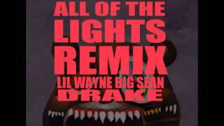 Kanye West Feat  Rihanna  Lil Wayne  Big Sean  amp
