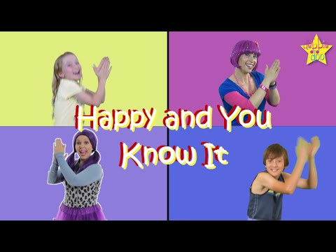 If your happy and you know it clap your hands song. Debbie Doo