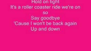 Jonas Brothers-Good Night And Goodbye  LYRICS!!