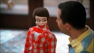 Two and a Half Men - Alan with his Doll Danny [HD]