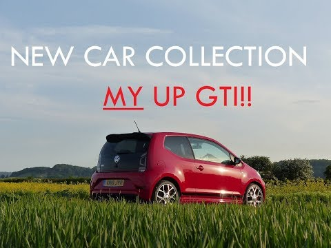 NEW CAR COLLECTION - MY OWN VW UP! GTI!!!