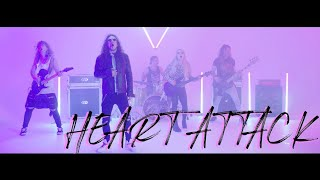 Скачать Saints Of Sin Heart Attack Official Video