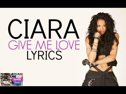 Give Me Love - Ciara (LYRICS) New Song 2015