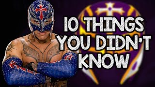 10 Things You Didn't Know About Rey Mysterio