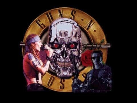 GUNS´N ROSES ♪♫ YOU COULD BE MINE (Director's Cut)