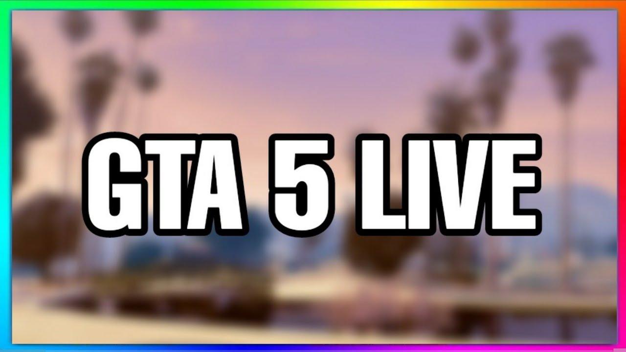 GTA 5 LIVE: TUNING TREFFEN - ABO ZOCKEN in GTA ONLINE