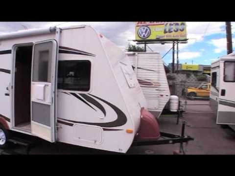 R Vision Trail Cruiser Tc 21 Rbh Travel Trailer Rv Youtube