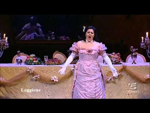 Maria Agresta Traviata