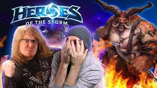Heroes of the Storm - GIVE ME YOUR MEAT!