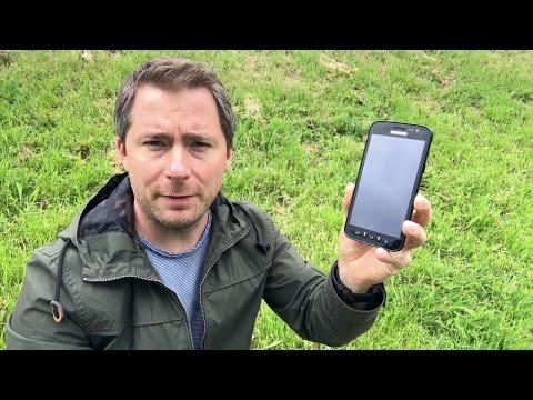 Samsung Galaxy XCover 4 (prvý kontakt)