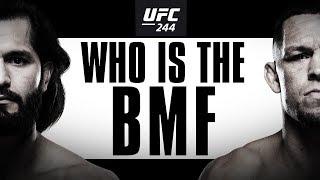 ММА-подкаст №319 - Прогноз на один бой UFC 244: Masvidal vs. Diaz