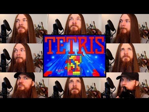 Tetris - Theme 'B' Acapella