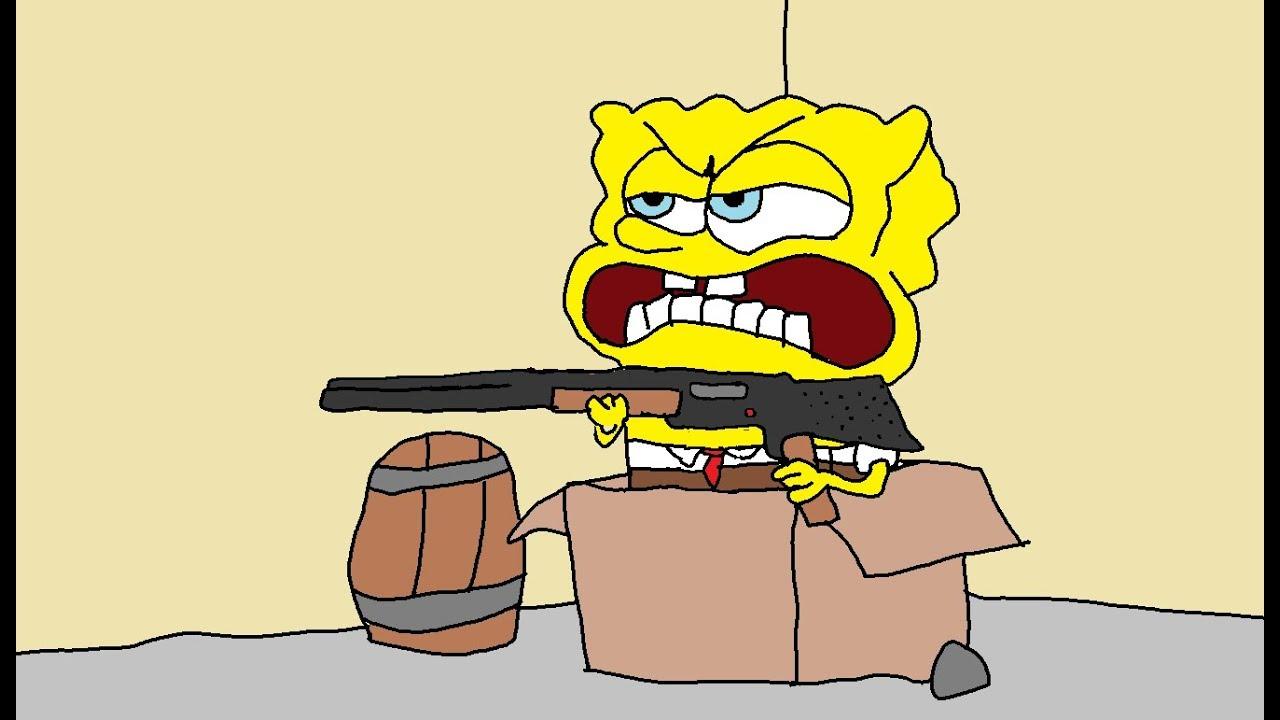 spongebob revenge 3 youtube