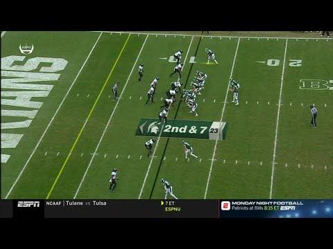 Rocky Lombardi TD vs. Purdue