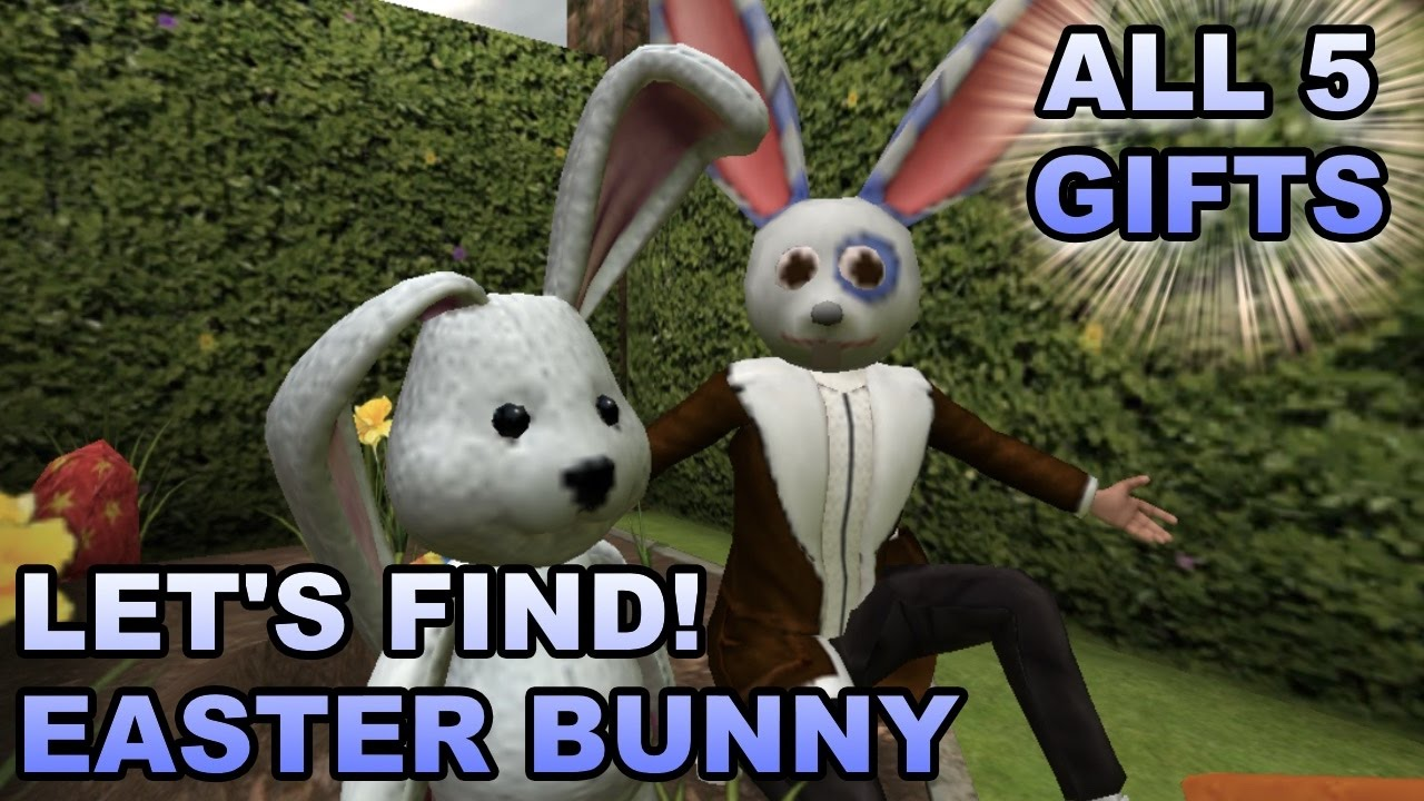Lets find easter bunny all 5 gifts avakin life youtube easter bunny all 5 gifts avakin life negle Gallery