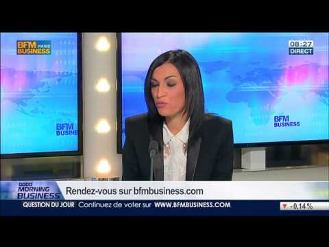 INTERVIEW Aïda M'Dalla, dans GMB -- BFM Business