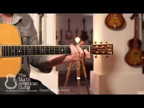 Santa Cruz Custom D-1339 Acoustic Guitar - Played By Ben Smith (Part One)