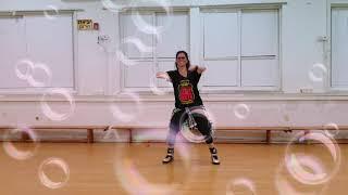 Zumba fitness class with Dorit Shekef -