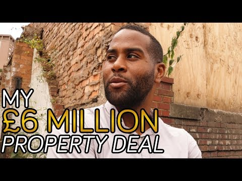 My £6 Million Property Development Deal | Property Developer UK | #Anthony365 | EP1