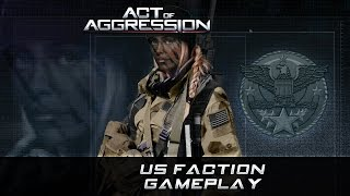 ACT OF AGGRESSION: US FACTION GAMEPLAY TRAILER