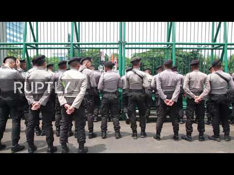 Indonesia: 5,000 special police guard anti-communist rally in Jakarta