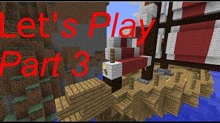 Let's Play Minecraft (Minecolonies) [S2F3] - Ganz viel Musik