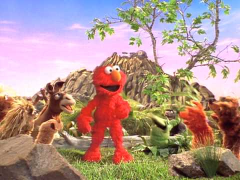 The Adventures of Elmo in Grouchland - Take the First Step ...