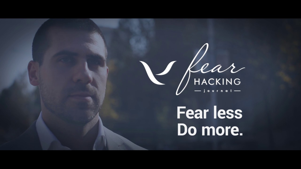 Fear Hacking Journal // Classic Gray video thumbnail