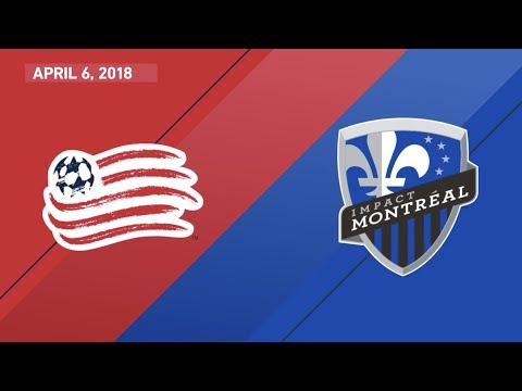 HIGHLIGHTS: New England Revolution vs. Montreal Impact | April 6, 2018