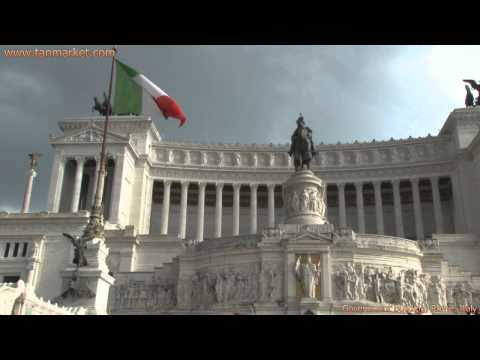 Government Building, Rome, Italy, Collage Video - youtube.com/tanvideo11
