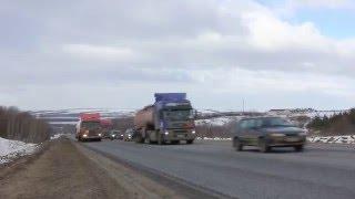 видео доставка груза из Новороссийска в Москву