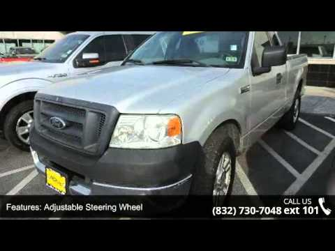 2005 ford f 150 xl mac haik ford houston tx 77024 youtube. Cars Review. Best American Auto & Cars Review
