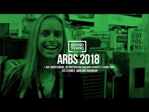 ARBS 2018 - International Convention Centre Sydney