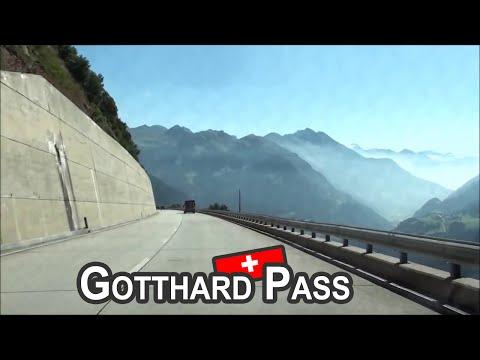 CH / Gotthard Pass / Passo del San Gottardo Versante Airolo / 2013