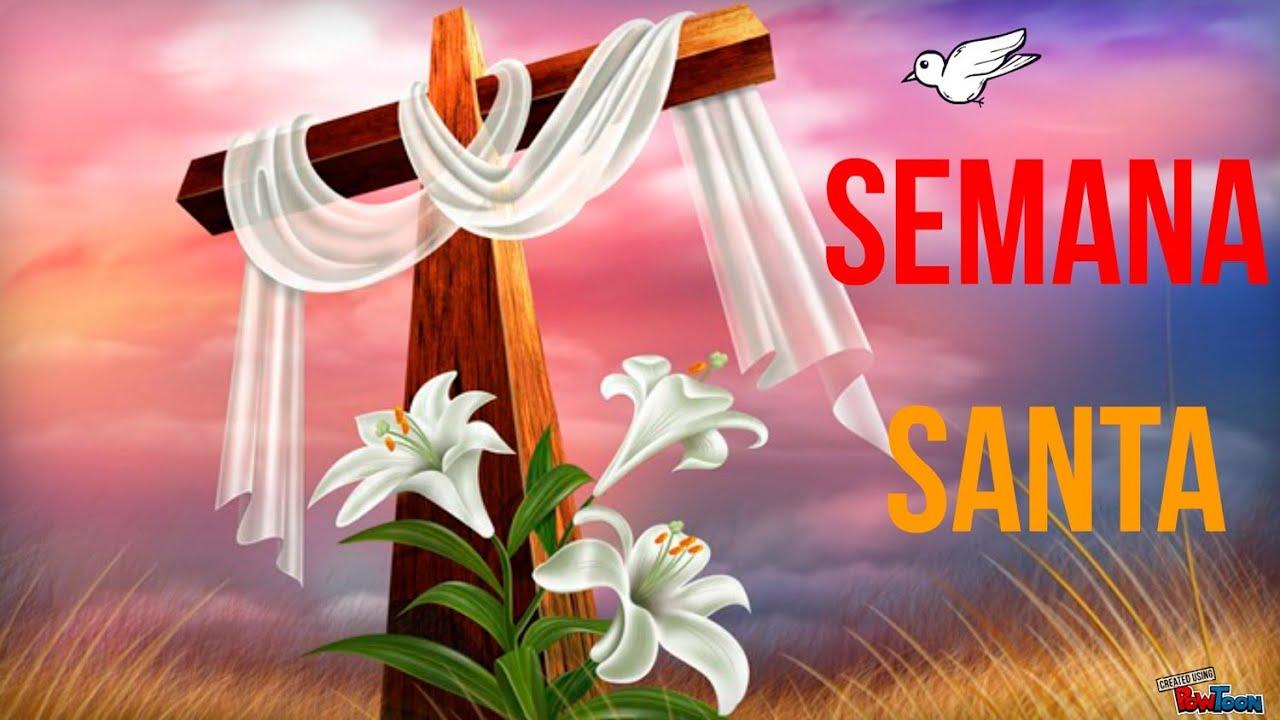 Bellas Frases De Semana Santa Cortas Para Reflexionar