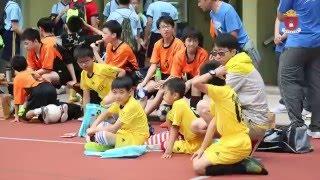 何明華會督中學 - 第三屆聖公會盃小學足球賽