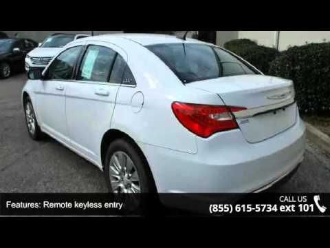 2014 Chrysler 200 LX - autoPROS Columbia - 3 DAY EXCHANGE...