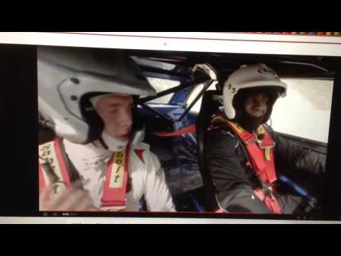 Benedict Cumberbatch is a Rally Driver?
