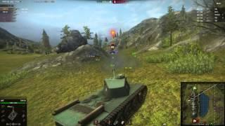[0.8.9] [WOT] FCM 50 (t) или как один клан в командный бой ходил играть :-)