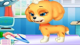 My Cute Little Pet Puppy Care - Let's Play And Learn How to Take Care of Cute Animals