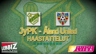 JyPK - Åland United Haastattelut