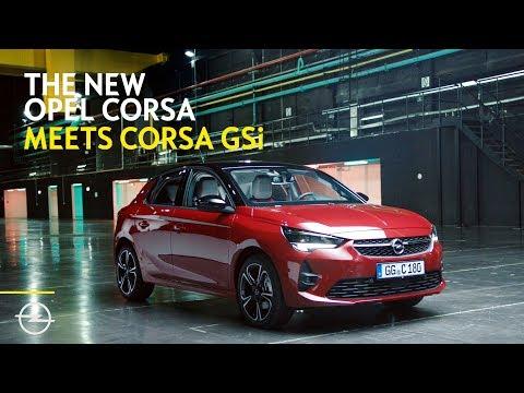 New Opel Corsa: Fun-To-Drive Since 1982